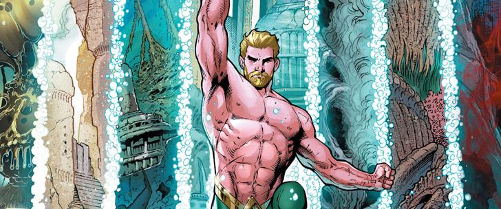 Avant-Première VO: Review Aquaman #24