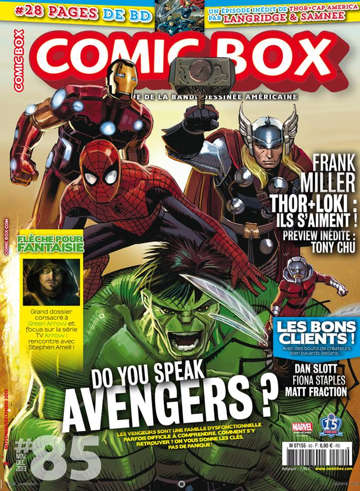 Comic Box #85