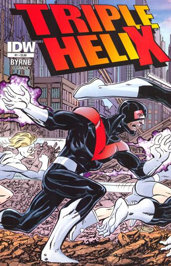 Triple Helix #1