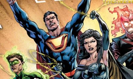 Avant-Première VO: Review Justice League #24