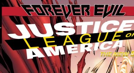 Avant-Première VO: Review Justice League of America #8