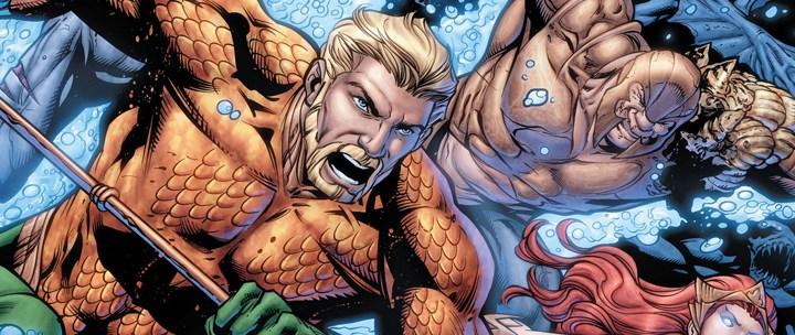 Avant-Première VO: Review Aquaman #25