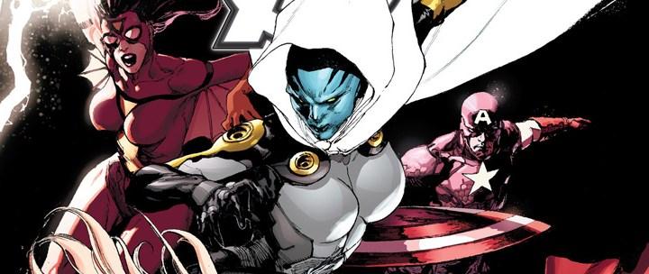 Avant-Première VO: Review Avengers #23