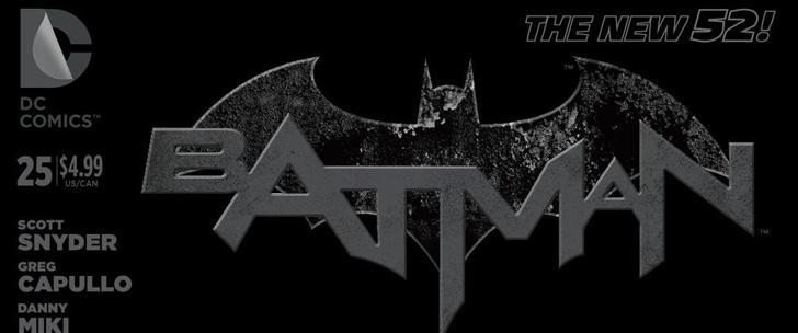 Preview: Batman #25