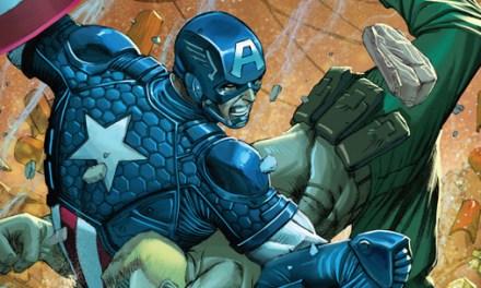 Avant-Première VO: Review Captain America #13