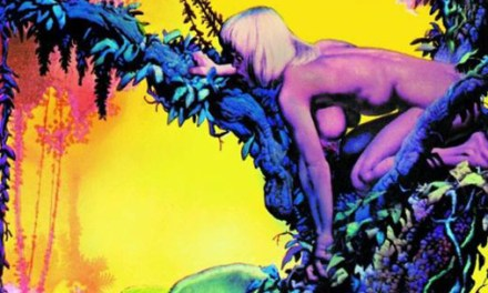 Trade Paper Box #111: Eerie & Creepy présentent Richard Corben T1