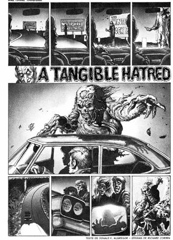 Trade Paper Box #111: Eerie & Creepy présentent Richard Corben T1