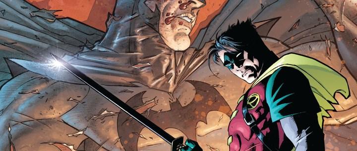 Avant-Première VO: Review Damian Son of Batman #1