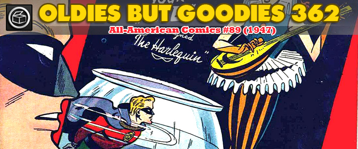Oldies But Goodies: All-American Comics #89 (Sept. 1947)