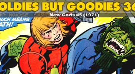 Oldies But Goodies: New Gods #5 (Oct. 1971)