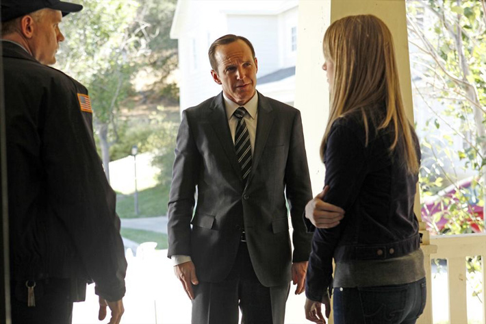 Marvel's Agents of S.H.I.E.L.D. S01E09