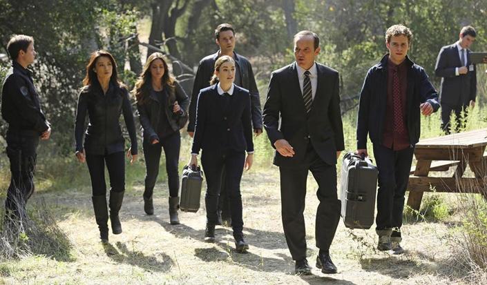 Marvel's Agents of S.H.I.E.L.D. S01E06