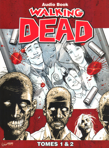 Review: Walking Dead Audio Book