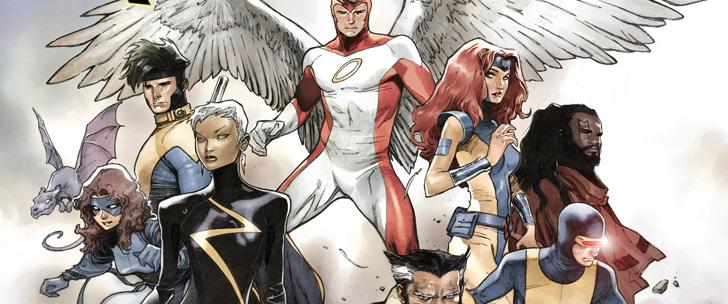 Avant-Première VO: Review X-Men Gold #1