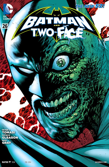 Batman And Two-Face #26