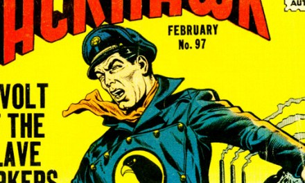 Oldies But Goodies: Blackhawk #97 (Feb. 1956)