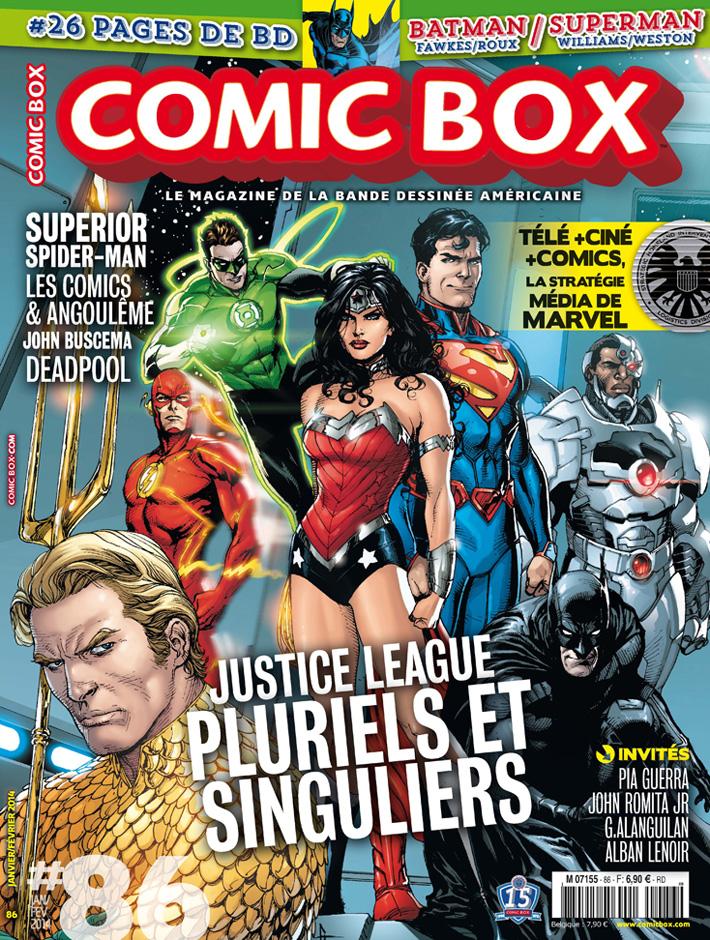 Comic Box #86