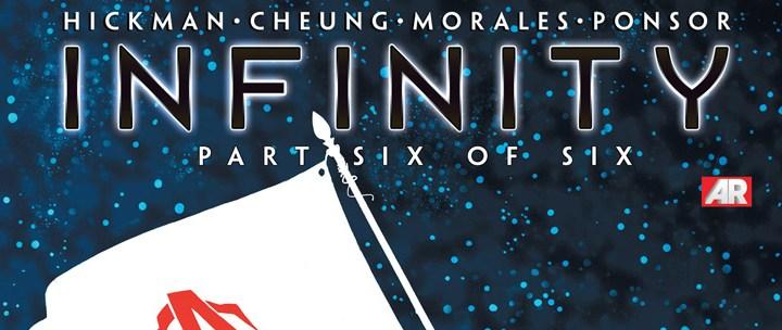 Avant-Première VO: Review Infinity #6