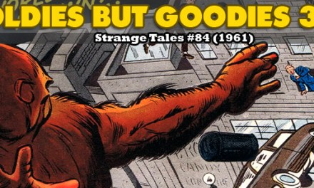 Oldies But Goodies: Strange Tales #84 (Mai 1961)