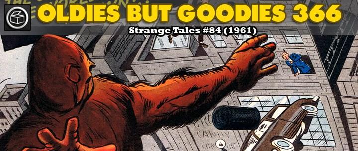 Oldies But Goodies: Strange Tales #84 (Mai 1961)