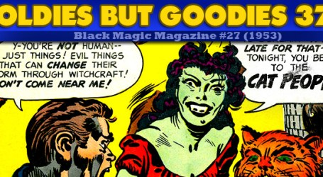 Oldies But Goodies: Black Magic Magazine #27 (Nov. 1953)