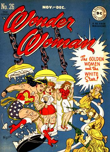 Woman #26 (Nov. 1947)