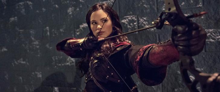 Arrow S02E13