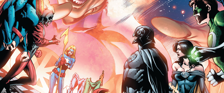 Avant-Première VO: Review Justice League of America #12