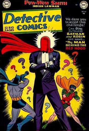 Detective Comics #168, l'origine du Joker