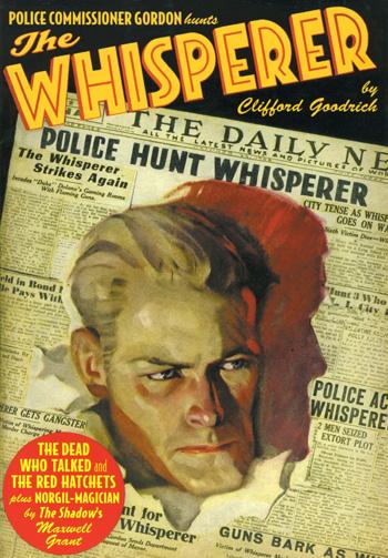 Le Whisperer, le vrai Commissaire James Gordon...