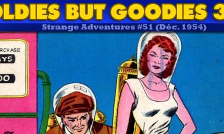 Oldies But Goodies: Strange Adventures #51 (Déc. 1954)