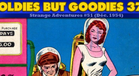 Oldies But Goodies: Strange Adventures #51 (Déc. 1954)