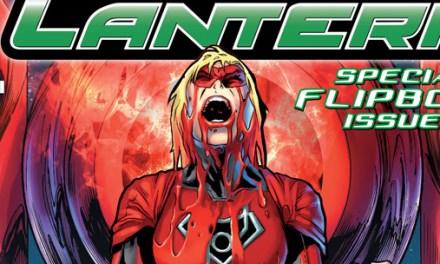 Avant-Première VO: Review Green Lantern/Red Lanterns #28