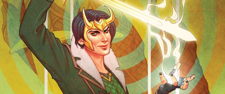 Avant-Première VO: Review Loki Agent of Asgard #1