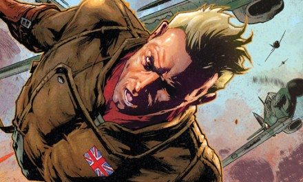 Avant-Première VO: Review The Royals: Masters of War #1