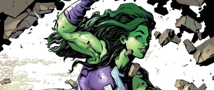 Avant-Première VO: Review She-Hulk #1