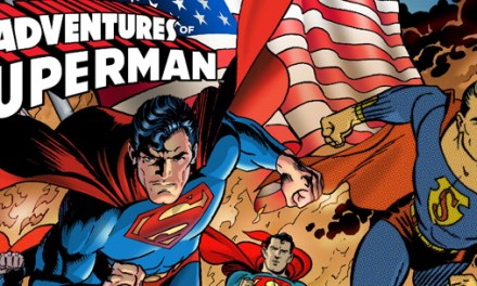 Avant-Première VO: Review Adventures of Superman #48