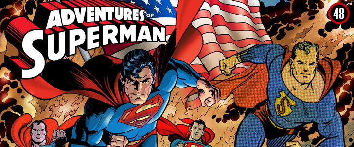 Avant-Première VO: Review Adventures of Superman #48