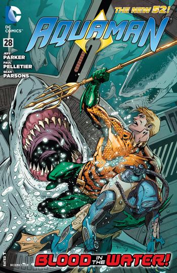 Avant-Première VO: Review Aquaman #28