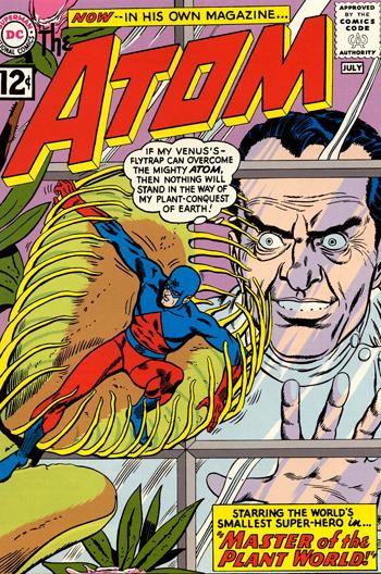 Atom #1 (Juin 1962)