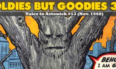 Oldies But Goodies: Tales To Astonish #13 (Nov. 1960)