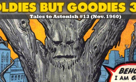 Oldies But Goodies: Tales To Astonish #13 (Nov. 1960)