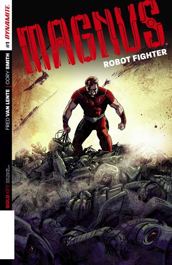 Magnus Robot-Fighter #1
