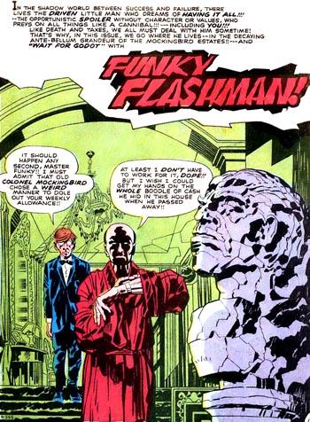 Funky Flashman !