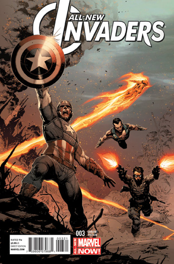 New Invaders #3