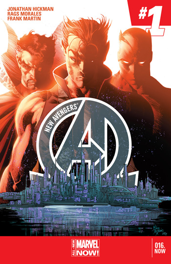 New Avengers #16.NOW