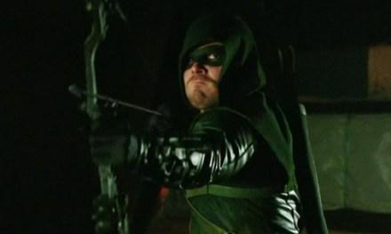 Arrow S02E18