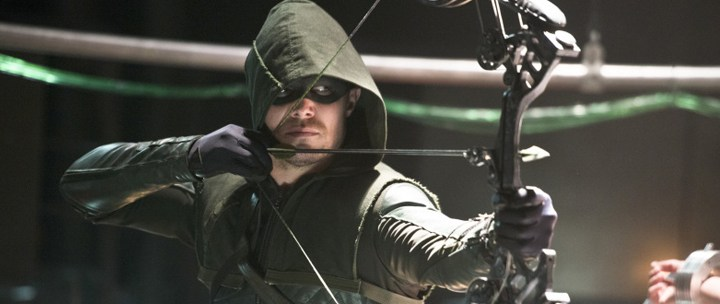 Arrow S02E19