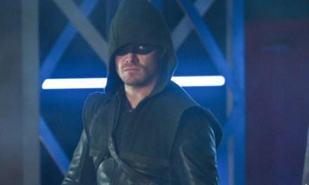 Arrow S02E20