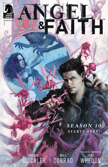 Angel & Faith Season 10 #1